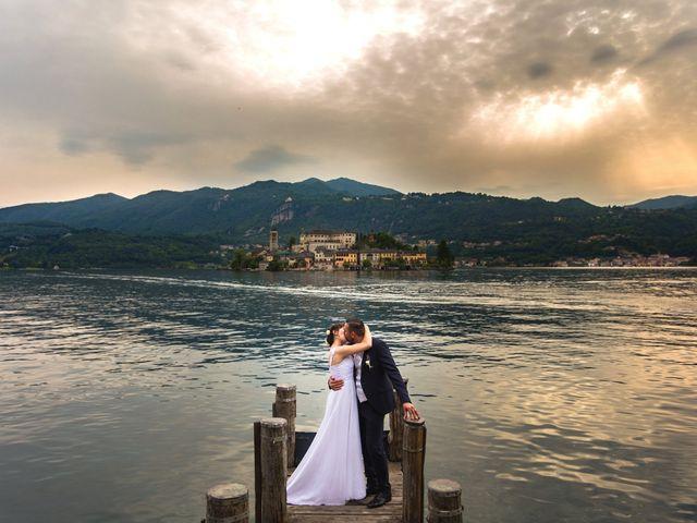 Le nozze di Anna e Cristian