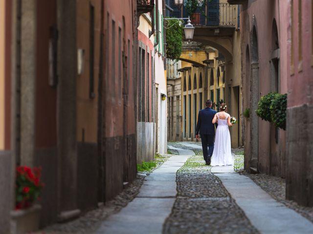 Il matrimonio di Cristian e Anna a Orta San Giulio, Novara 69