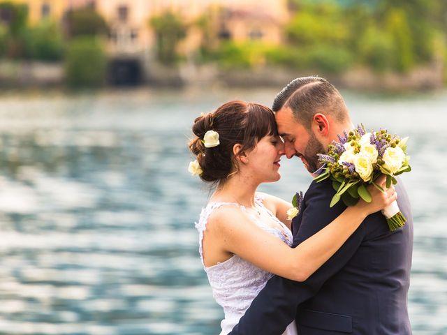 Il matrimonio di Cristian e Anna a Orta San Giulio, Novara 71