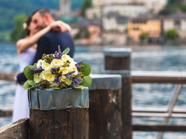 Il matrimonio di Cristian e Anna a Orta San Giulio, Novara 72