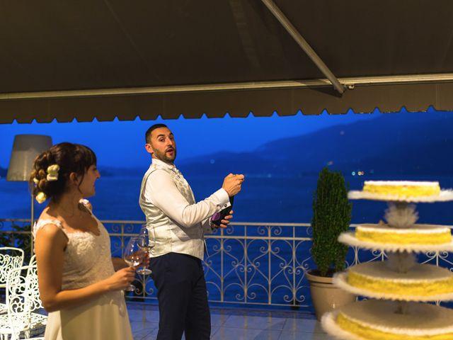 Il matrimonio di Cristian e Anna a Orta San Giulio, Novara 93