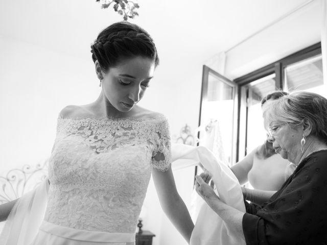 Il matrimonio di Filippo e Ilaria a Proserpio, Como 5