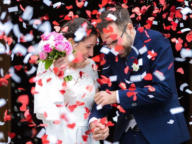 Le nozze di Ilaria e Filippo