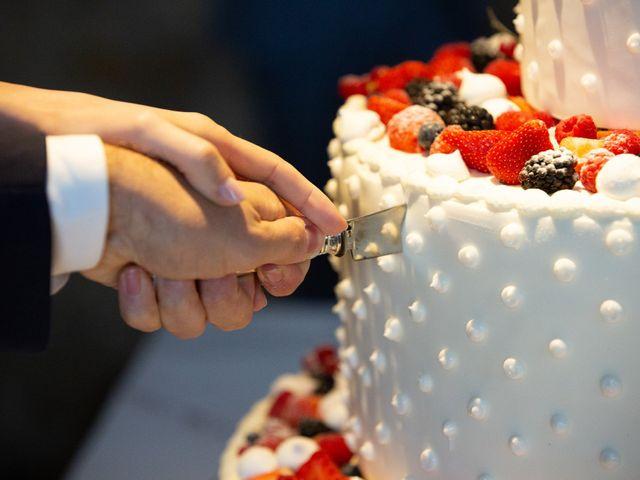 Il matrimonio di Filippo e Ilaria a Proserpio, Como 17