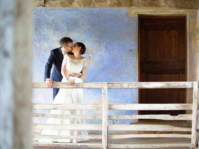 Il matrimonio di Filippo e Ilaria a Proserpio, Como 19