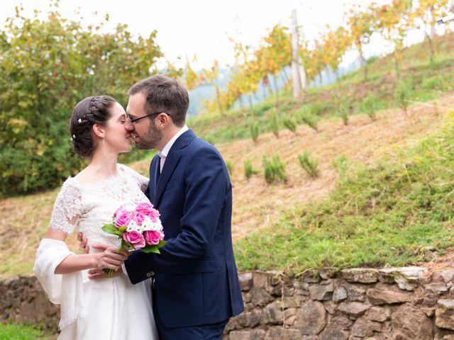 Il matrimonio di Filippo e Ilaria a Proserpio, Como 22