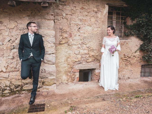 Il matrimonio di Filippo e Ilaria a Proserpio, Como 23