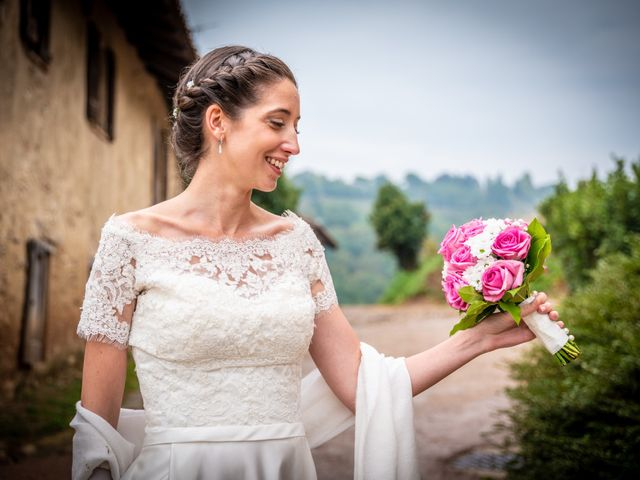 Il matrimonio di Filippo e Ilaria a Proserpio, Como 26