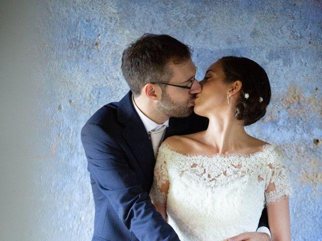Il matrimonio di Filippo e Ilaria a Proserpio, Como 28