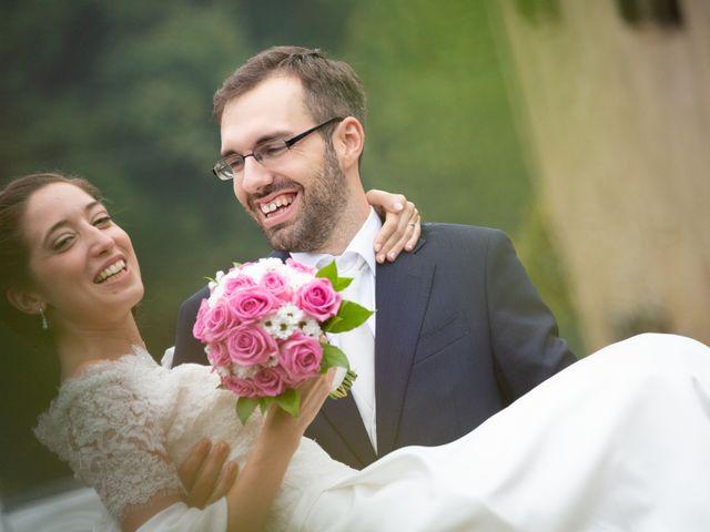 Il matrimonio di Filippo e Ilaria a Proserpio, Como 30