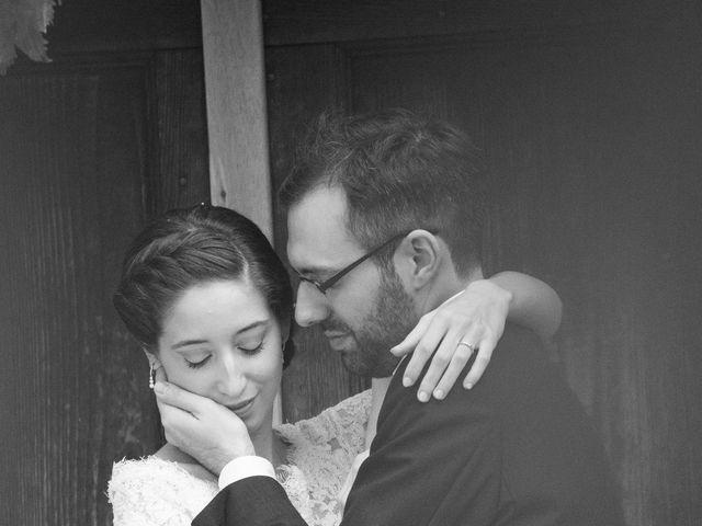 Il matrimonio di Filippo e Ilaria a Proserpio, Como 32