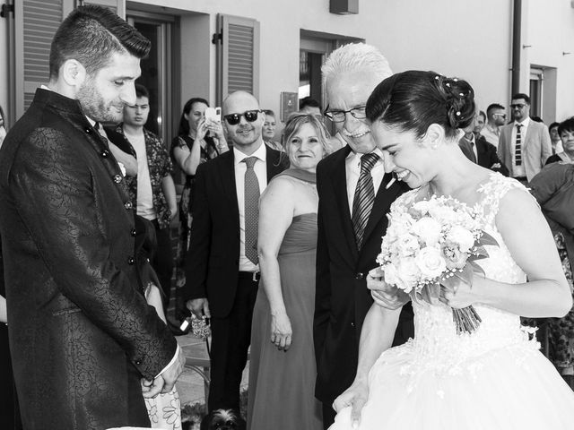 Il matrimonio di Marco e Viviana a Casale Monferrato, Alessandria 14