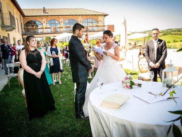 Il matrimonio di Marco e Viviana a Casale Monferrato, Alessandria 16