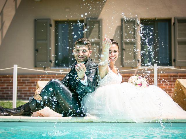 Il matrimonio di Marco e Viviana a Casale Monferrato, Alessandria 21