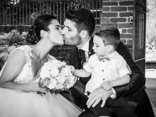 Il matrimonio di Marco e Viviana a Casale Monferrato, Alessandria 22