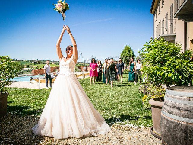 Il matrimonio di Marco e Viviana a Casale Monferrato, Alessandria 24