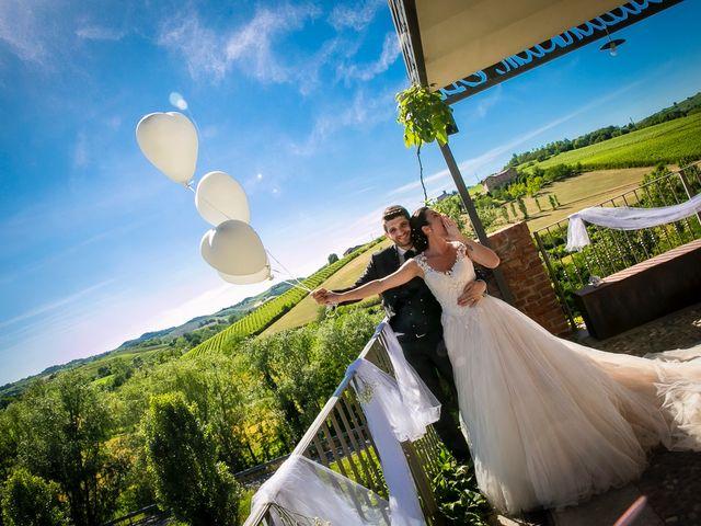 Il matrimonio di Marco e Viviana a Casale Monferrato, Alessandria 25