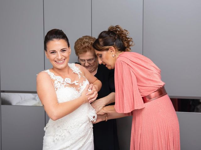 Il matrimonio di Daniele e Sara a Roma, Roma 18