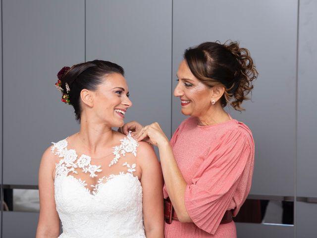 Il matrimonio di Daniele e Sara a Roma, Roma 20