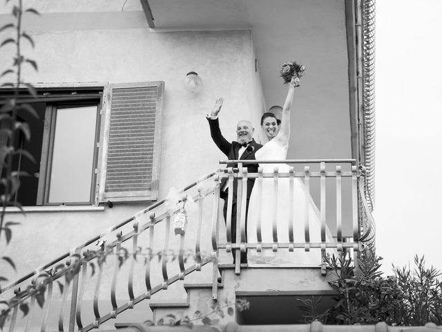 Il matrimonio di Daniele e Sara a Roma, Roma 28