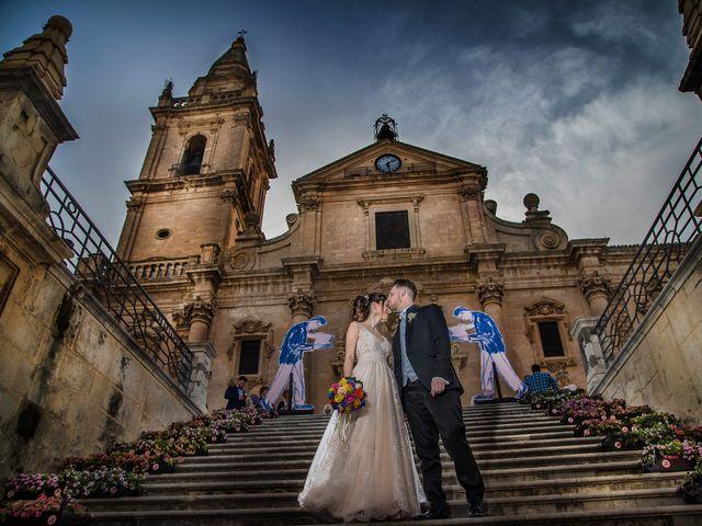 Il matrimonio di Stefano e Eugenia a Ragusa, Ragusa 22
