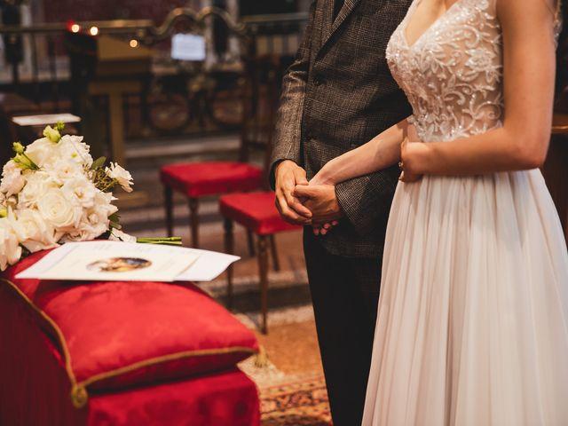 Il matrimonio di John e Melanie a Bologna, Bologna 6