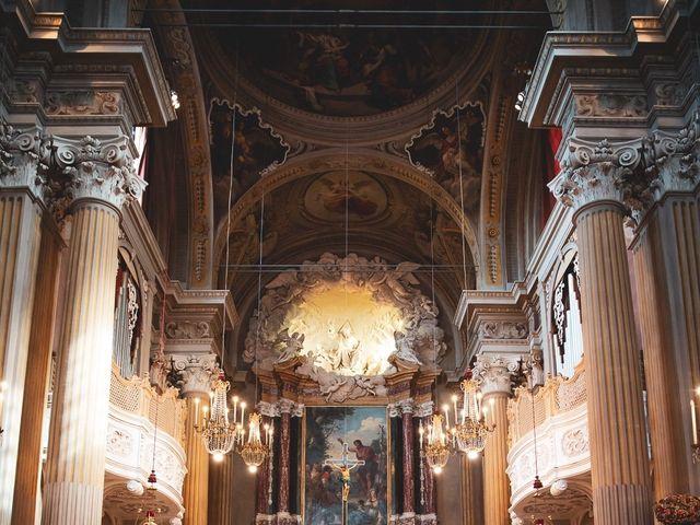 Il matrimonio di John e Melanie a Bologna, Bologna 7