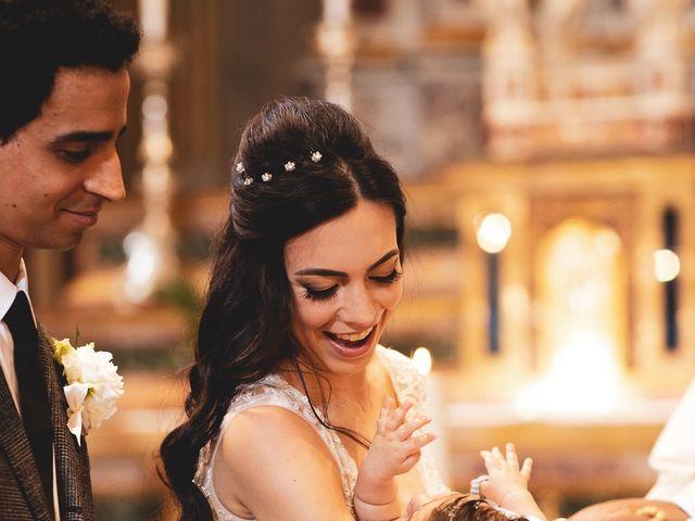 Il matrimonio di John e Melanie a Bologna, Bologna 13