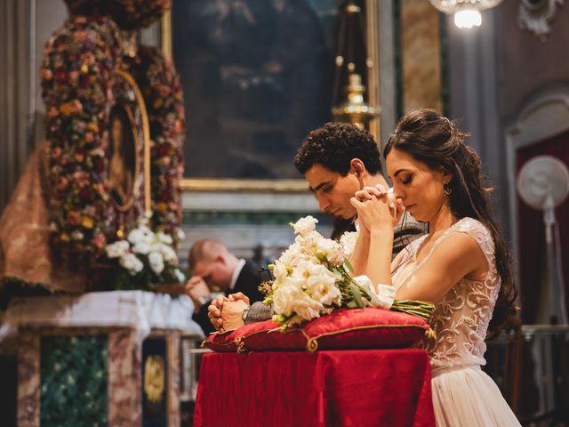 Il matrimonio di John e Melanie a Bologna, Bologna 14