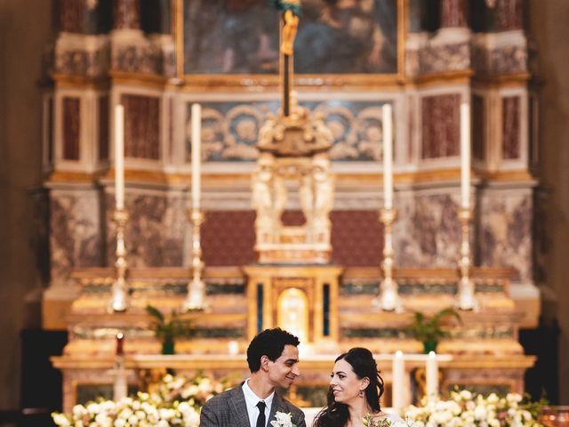 Il matrimonio di John e Melanie a Bologna, Bologna 16