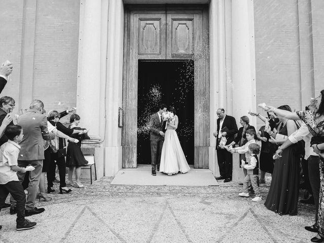 Il matrimonio di John e Melanie a Bologna, Bologna 17