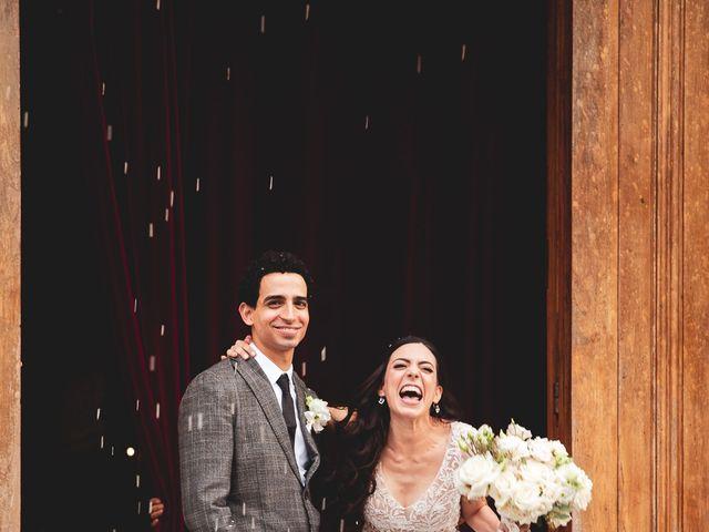 Il matrimonio di John e Melanie a Bologna, Bologna 18