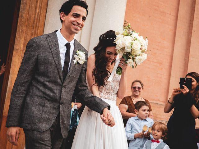 Il matrimonio di John e Melanie a Bologna, Bologna 19