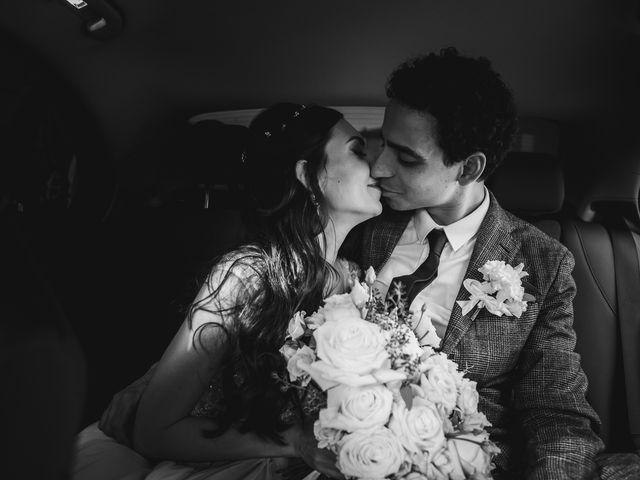 Il matrimonio di John e Melanie a Bologna, Bologna 21
