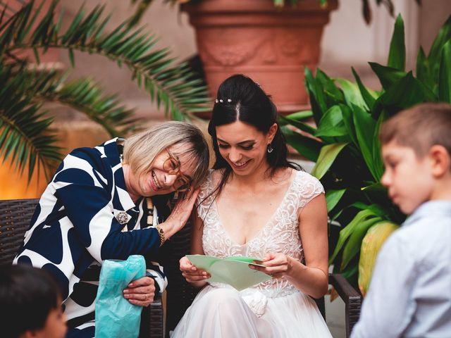 Il matrimonio di John e Melanie a Bologna, Bologna 24