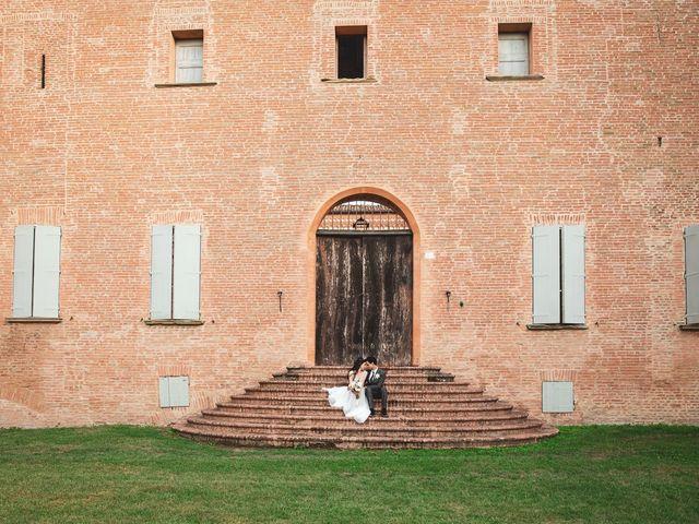 Il matrimonio di John e Melanie a Bologna, Bologna 25