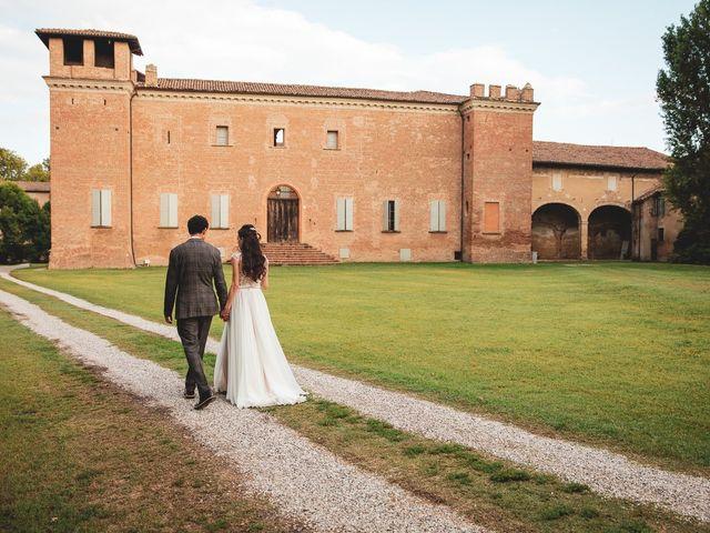 Il matrimonio di John e Melanie a Bologna, Bologna 27