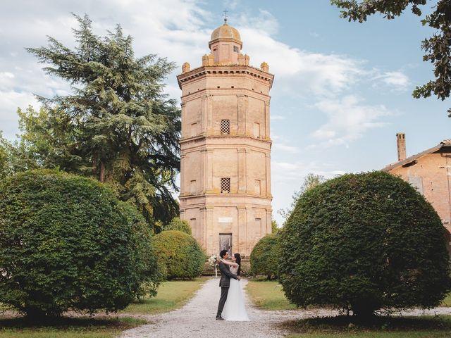 Il matrimonio di John e Melanie a Bologna, Bologna 30