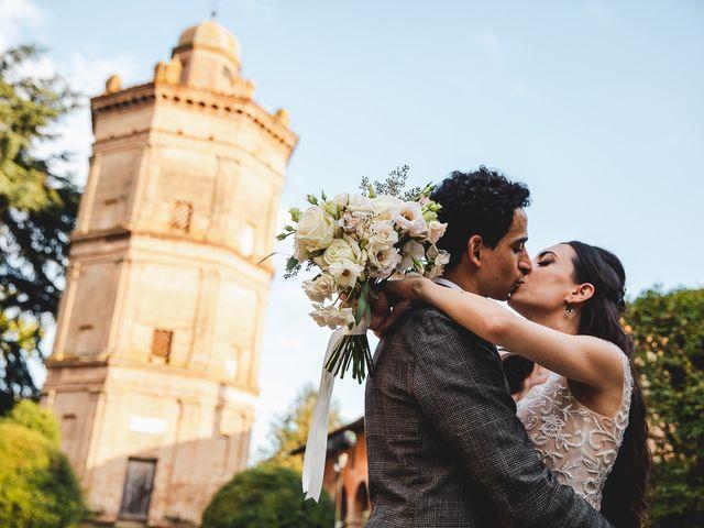 Il matrimonio di John e Melanie a Bologna, Bologna 31