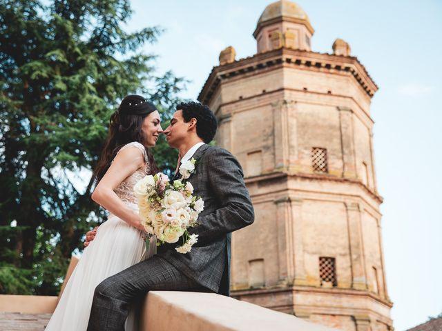 Il matrimonio di John e Melanie a Bologna, Bologna 33