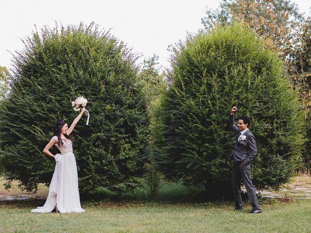 Il matrimonio di John e Melanie a Bologna, Bologna 36