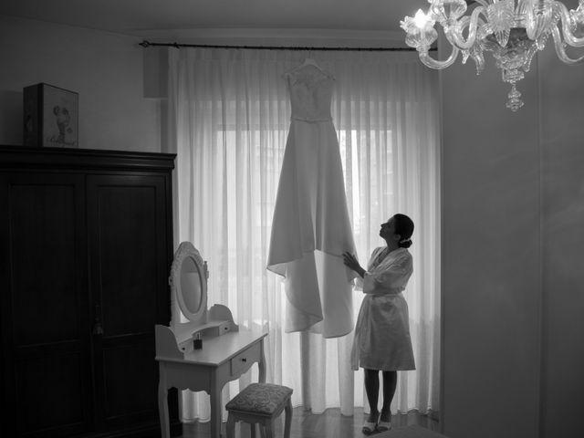 Il matrimonio di Andrea e Federica a Rivalba, Torino 1