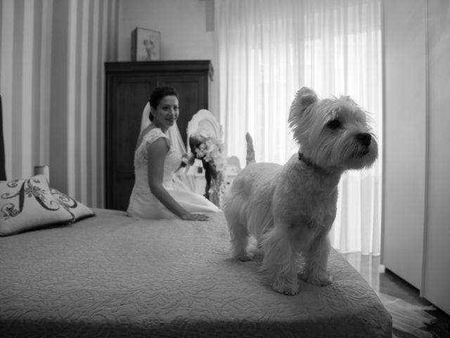 Il matrimonio di Andrea e Federica a Rivalba, Torino 7