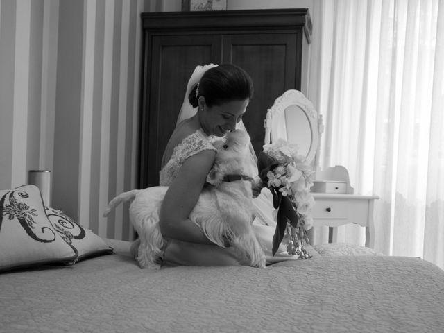 Il matrimonio di Andrea e Federica a Rivalba, Torino 8