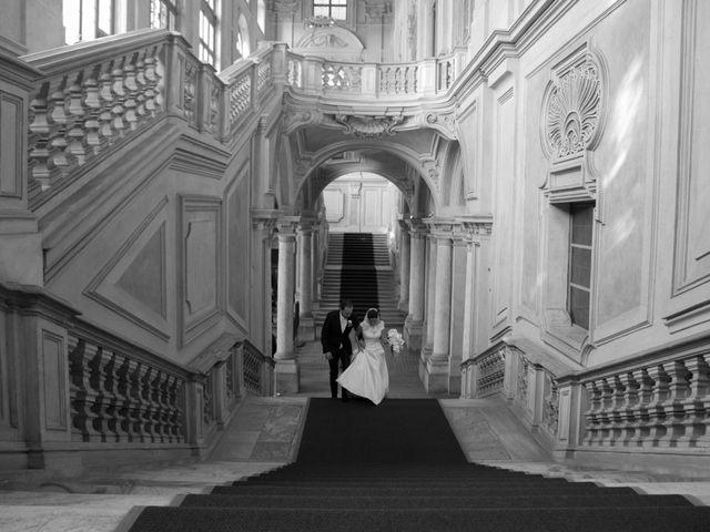 Il matrimonio di Andrea e Federica a Rivalba, Torino 16