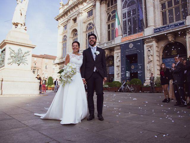Il matrimonio di Andrea e Federica a Rivalba, Torino 20