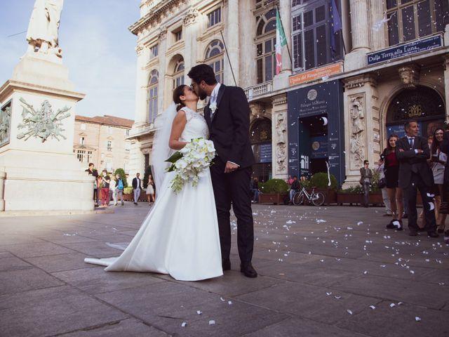 Il matrimonio di Andrea e Federica a Rivalba, Torino 21