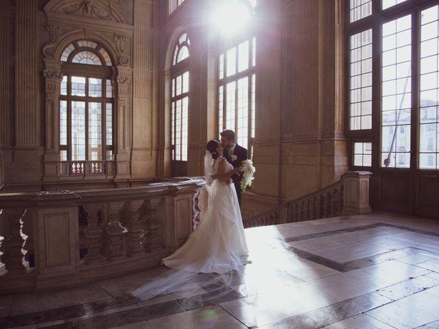 Il matrimonio di Andrea e Federica a Rivalba, Torino 22