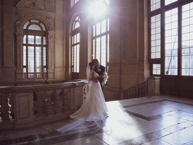Il matrimonio di Andrea e Federica a Rivalba, Torino 23