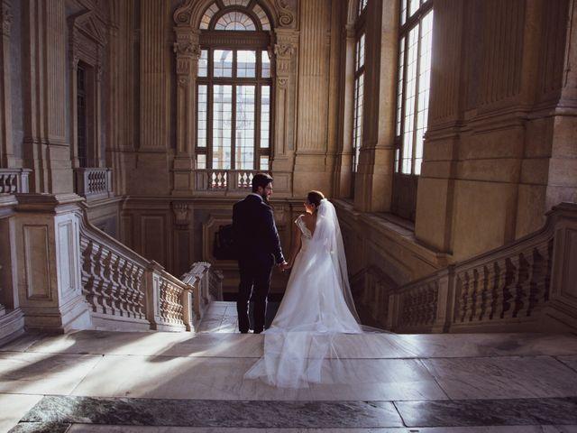 Il matrimonio di Andrea e Federica a Rivalba, Torino 24